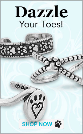 b33a6fcf8f19 Dazzling Paws Jewelry - Handcrafted fine jewelry for people who love dogs!